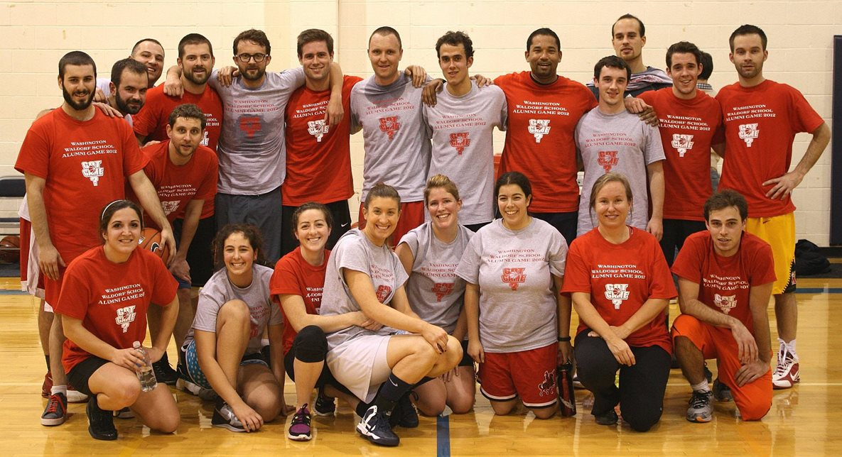 Annual Alumni Basketball Game