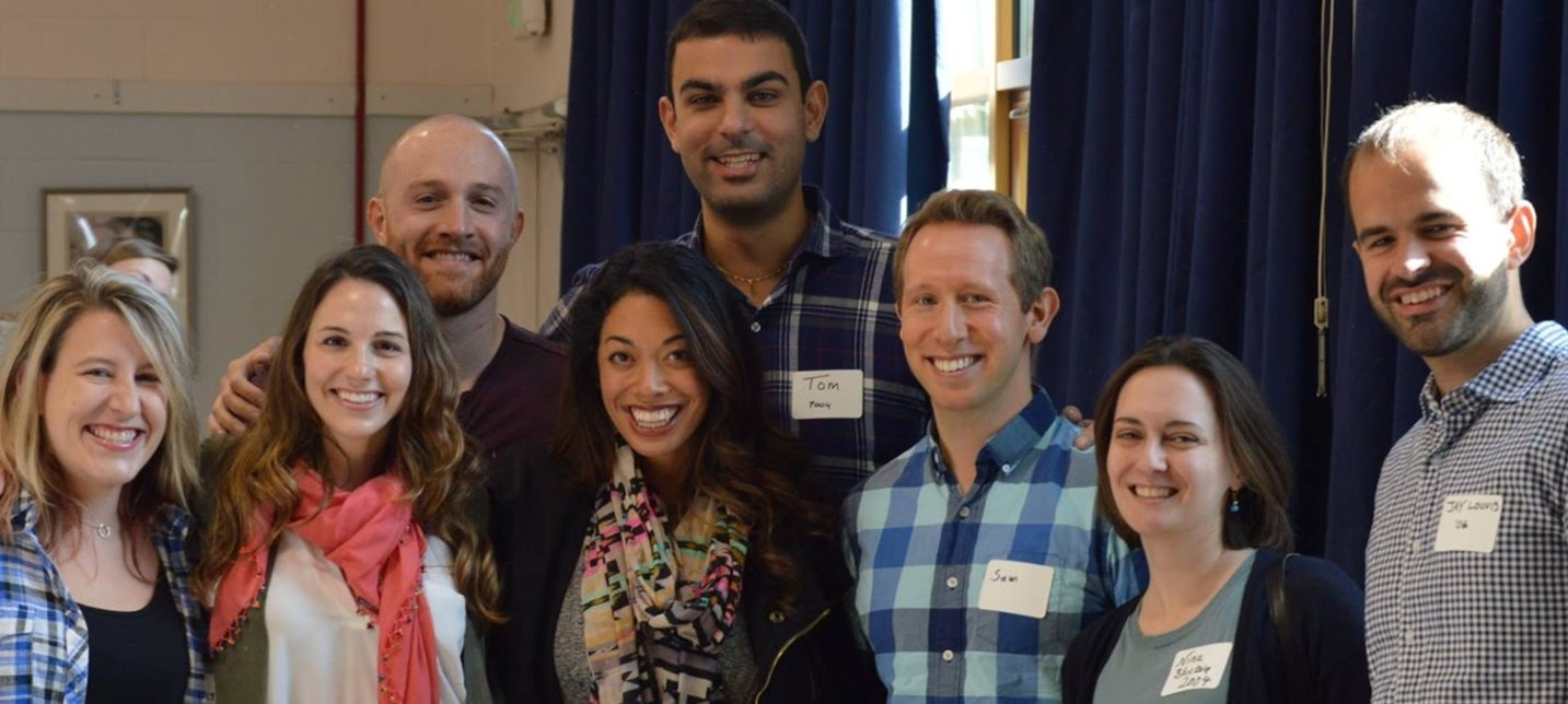 Alumni attend annual High School Open House