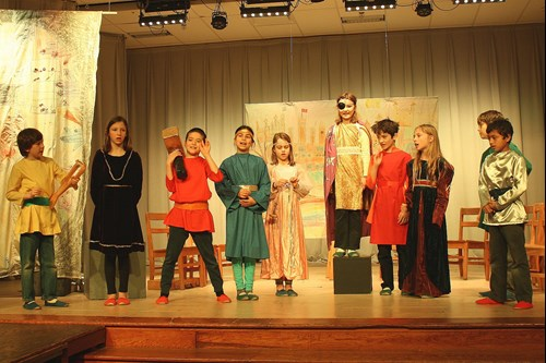 Lower School Play
